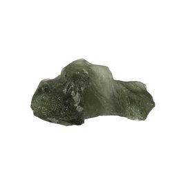 Moldaviet ruw 2,8 x 1,5 x 1,2 cm | 3,38 gram