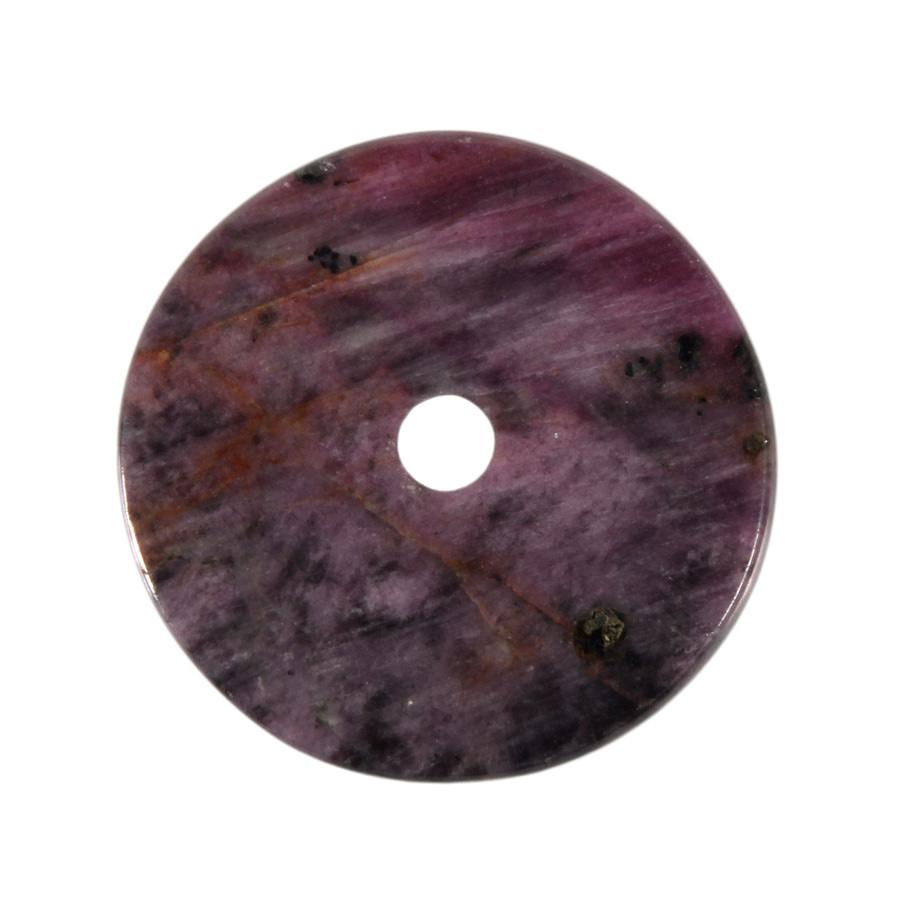 Robijn hanger donut 3,6 cm