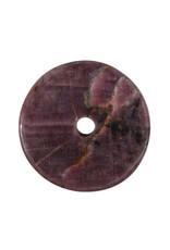 Robijn hanger donut 3,6 cm (2)