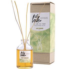 Geurstokjes light lemongrass (50 ml) | We love the planet