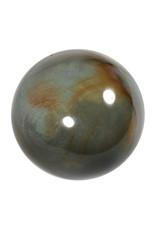 Jaspis (polychroom) edelsteen bol 86 mm   851 gram