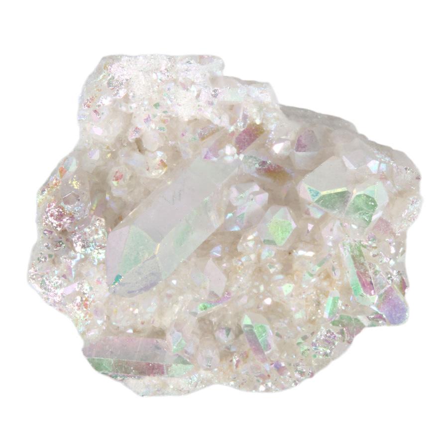 Angel aura kwarts cluster 5,7 x 4,6 x 2,9 cm | 46 gram