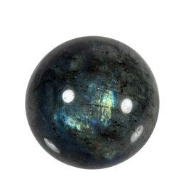 Labradoriet edelsteen bol 41 - 44 mm