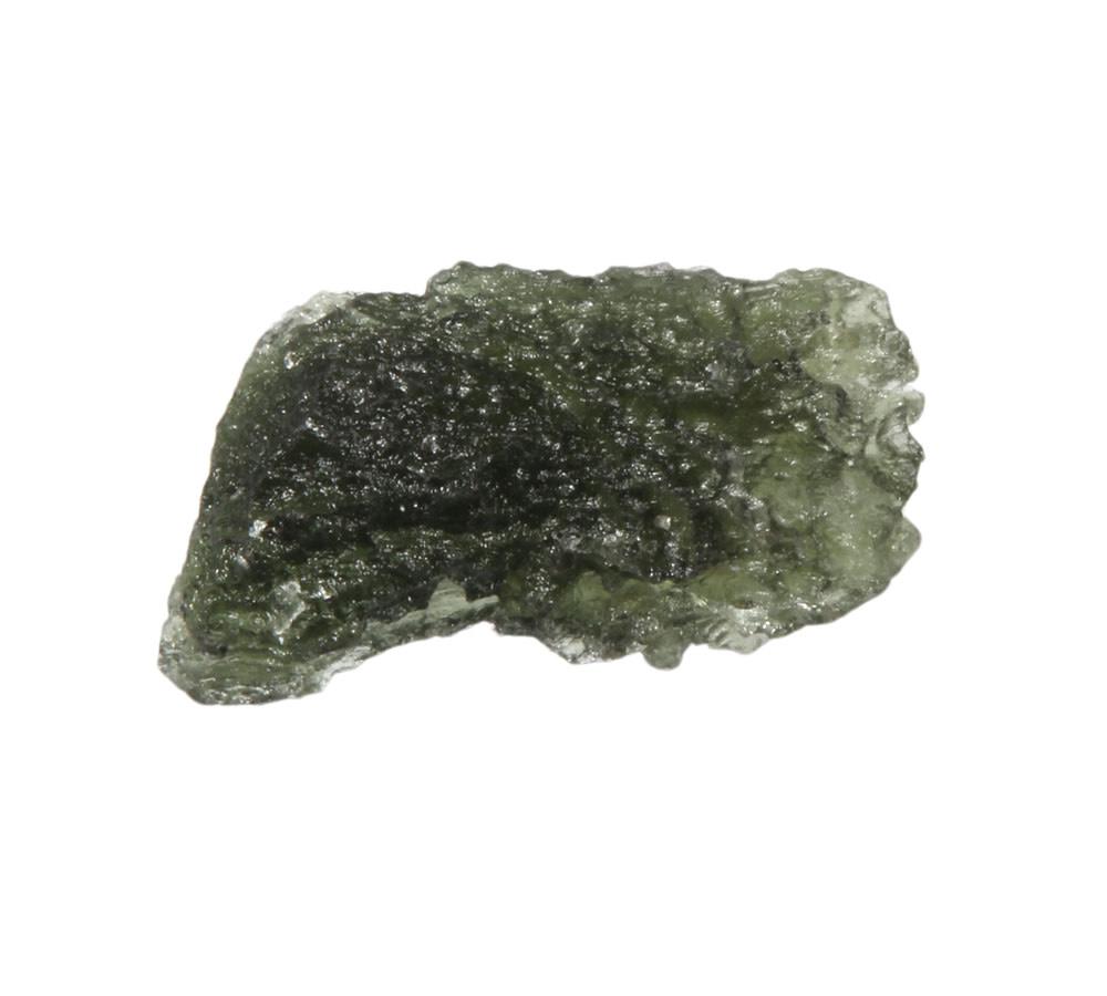 Moldaviet ruw 2,8 x 1,4 x 1,1 cm   4,52 gram