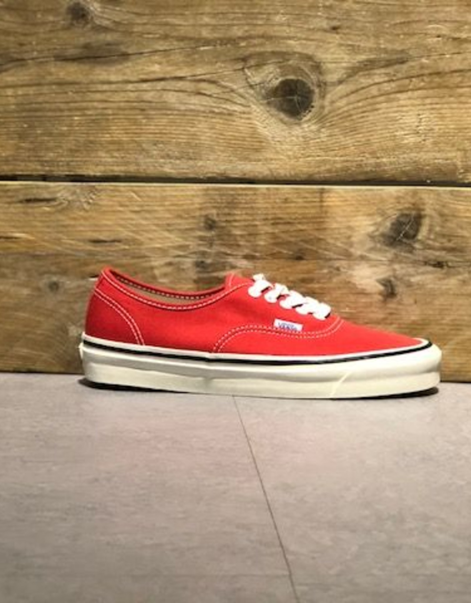 Vans Vans Authentic Rood