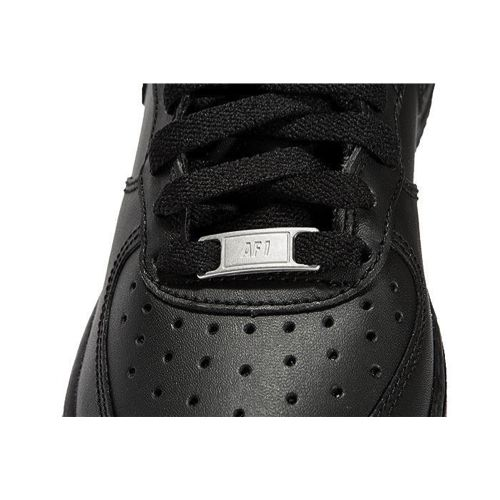 Air Force 1 Mid GS Black / Black