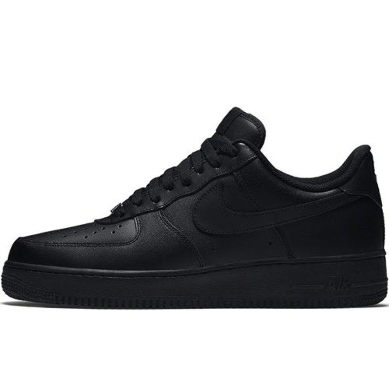 Nike Air Force 1 '07 Heren Sneakers Zwart | 315122-001