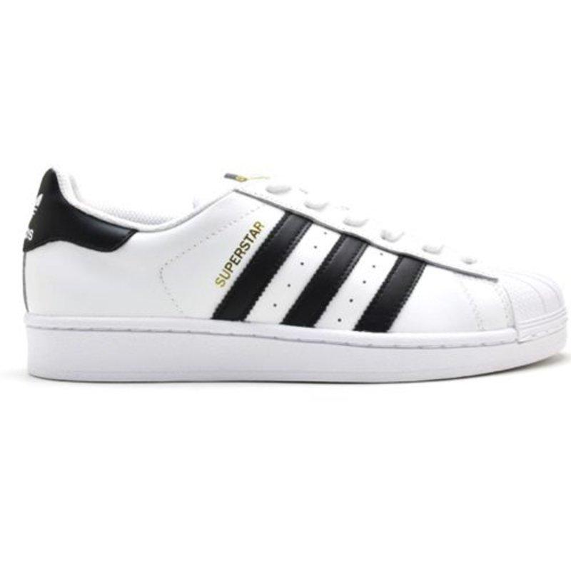 Adidas Superstar Wit / Zwart - Kinder Sneaker - C77154