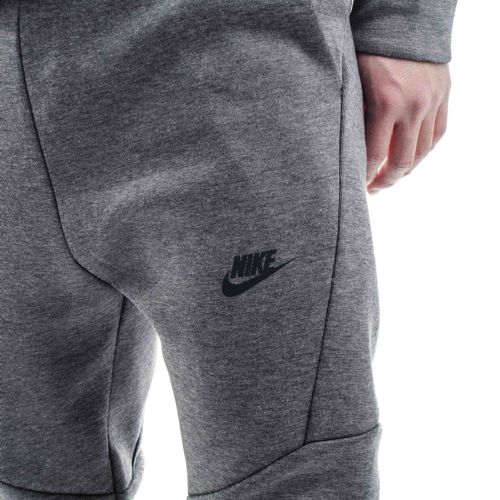 Tech Fleece Cropped Pant Heren Joggingsbroek Grijs 727355-091