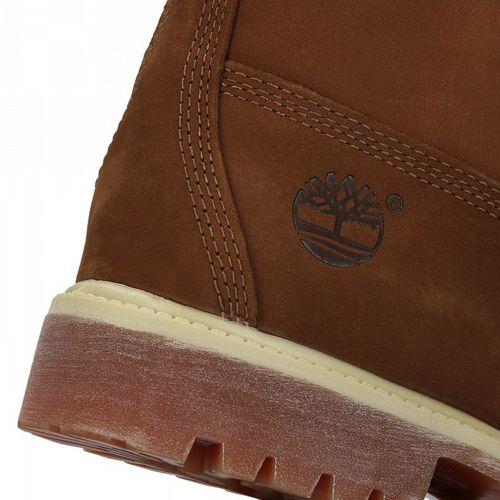 Icon 6-Inch Premium Boot Rust Nubuck
