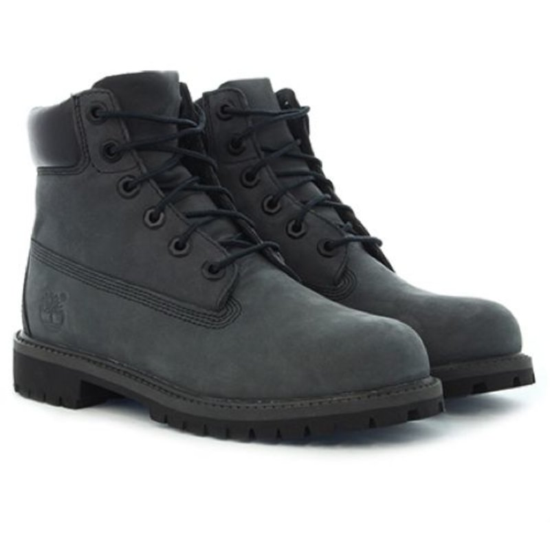 Icon 6-Inch Premium Boot Junior Grijs