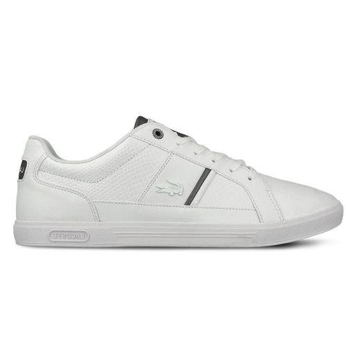 Europa 417 1 SPM White Leather / Synthetisch
