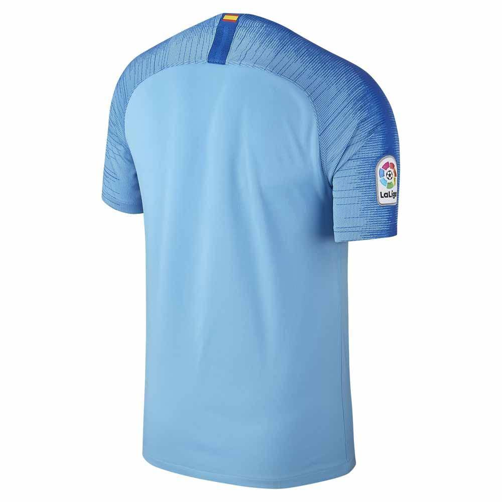 Atletico Madrid Breathe Stadium Uitshirt 2018-2019 Blue Gale / Blue
