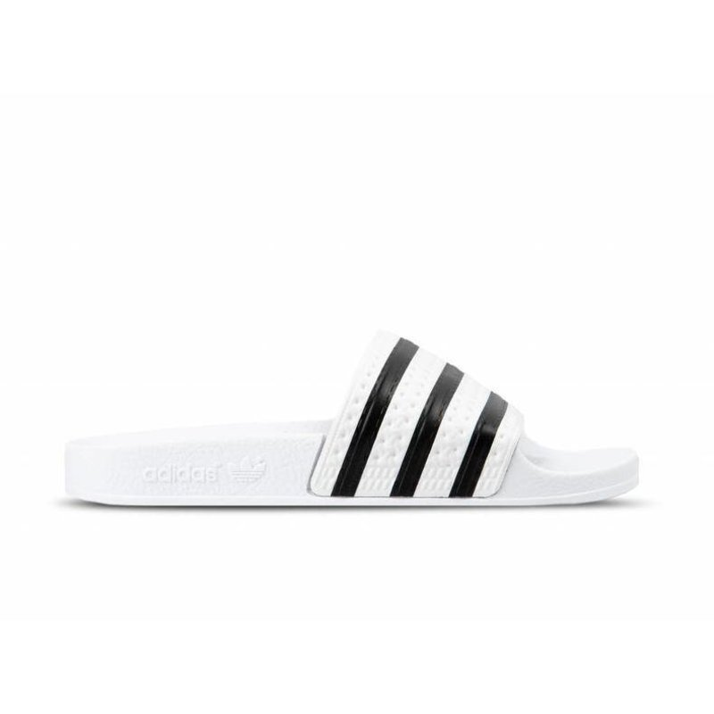 Adidas Adilette Wit / Zwart - Badslipper - 280648