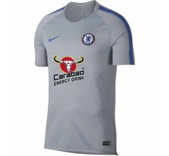 FC Chelsea Breathe Squad Trainingsshirt 2018-2019