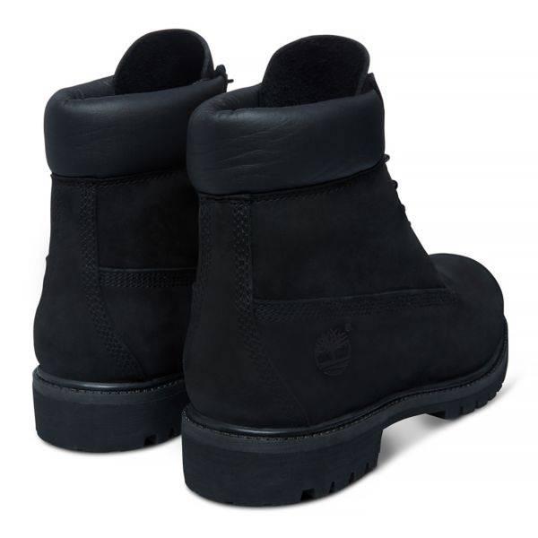 Icon 6-Inch Premium Boot Zwart