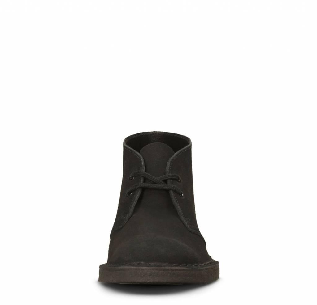 Desert Boot Black Suede