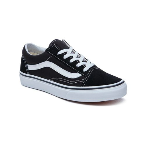 Old Skool Kids Black / White