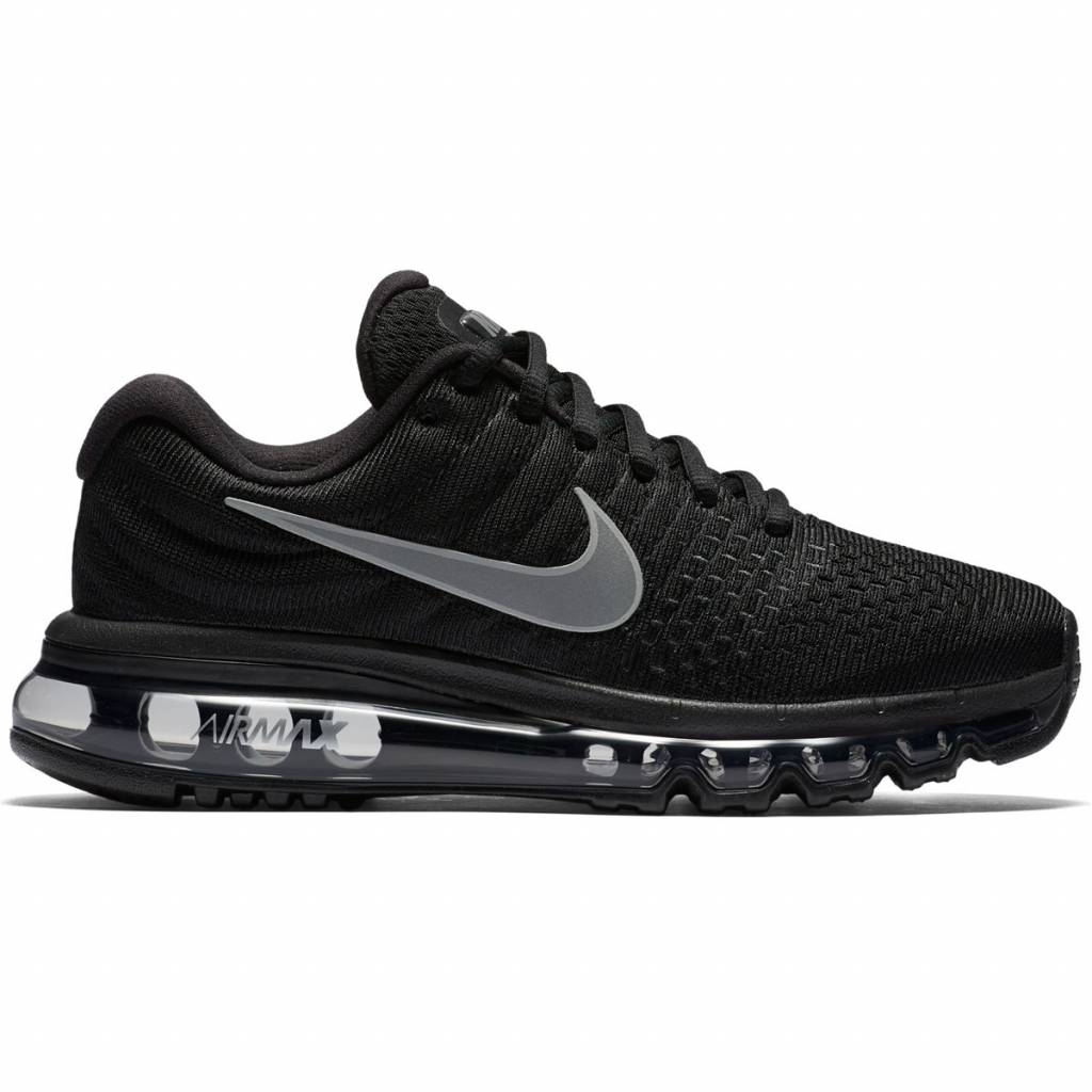 WMNS Air Max 2017  Black / White - Anthracite