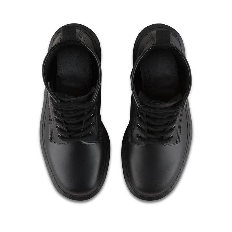 1460 Mono Smooth Black Smooth
