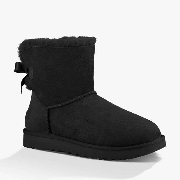 Mini Bailey Bow II Laarzen Zwart