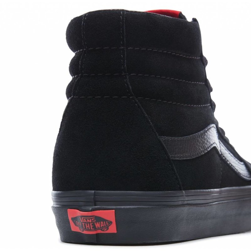 SK8-Hi Zwart / Zwart