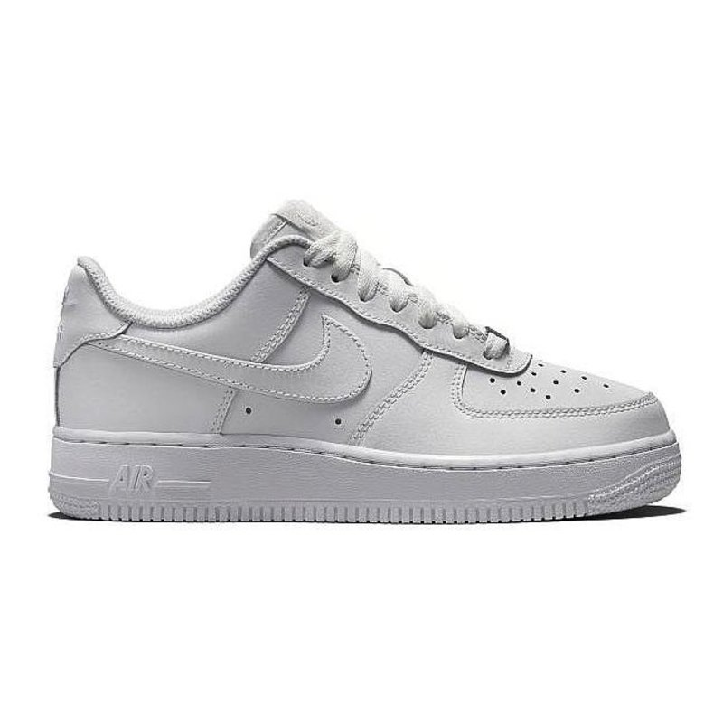 Nike Air Force 1 Dames Sneakers Wit | 314192 117 Kicksshop.nl