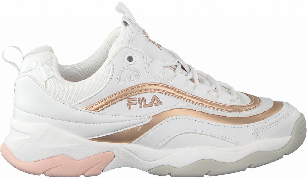 Ray F Low WMN White / Spanish Villa