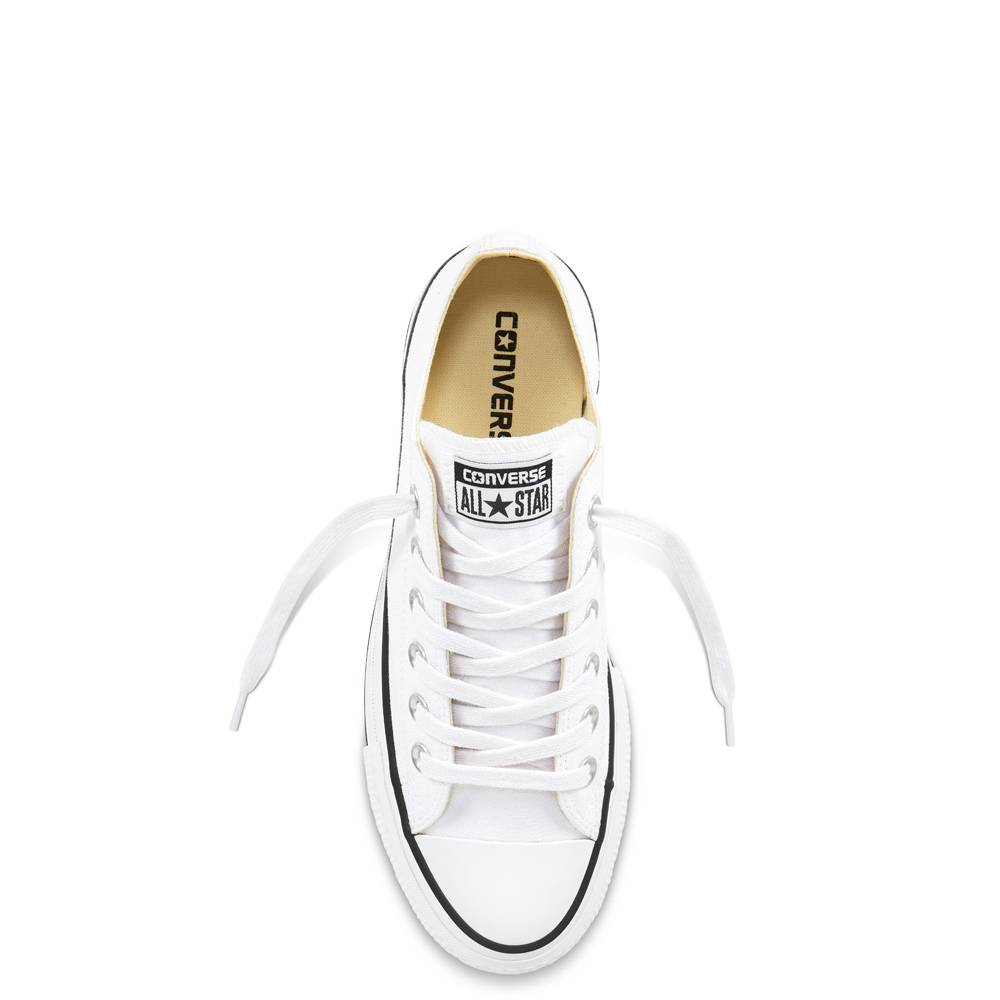 764aa8e4be6 Converse Chuck Taylor All Star Lift Platform Wit - Sneakers - Dames ...