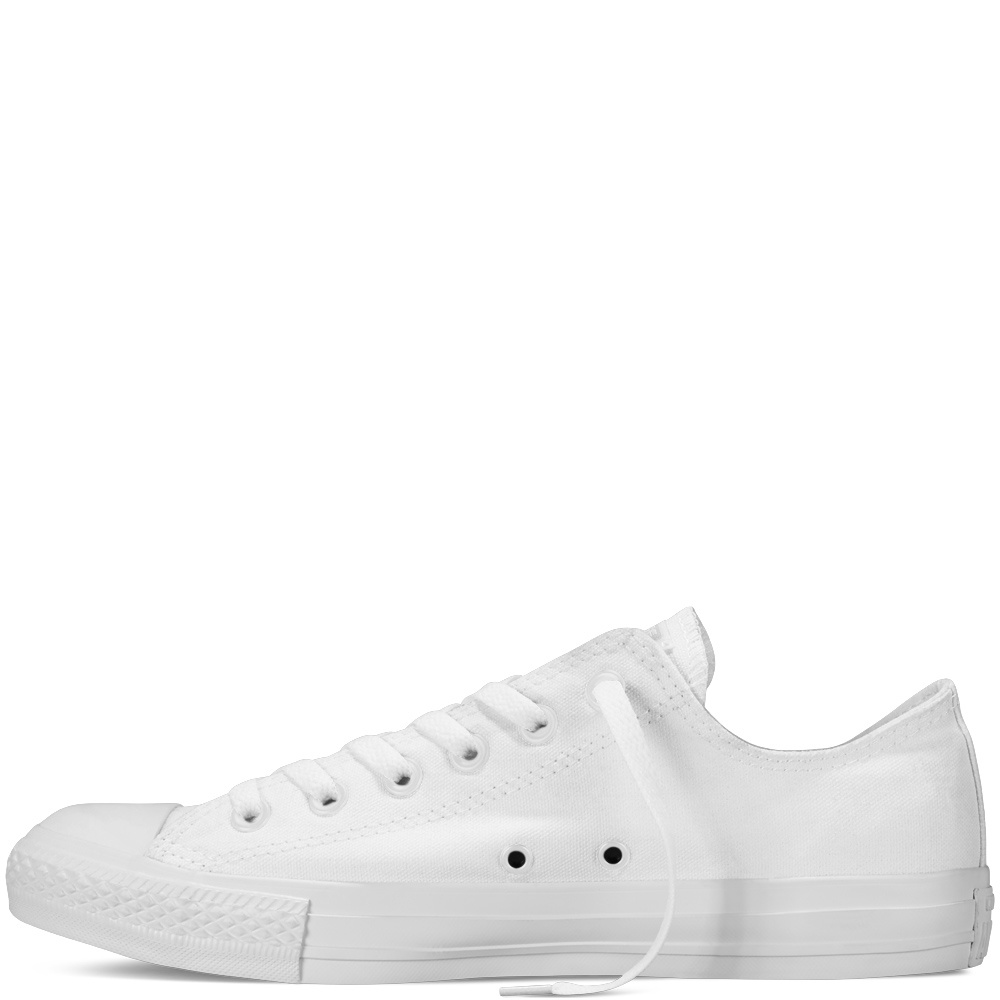 Chuck Taylor All Star Ox White Monochrome