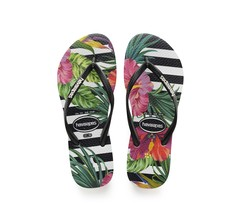 Slim Tropical Floral