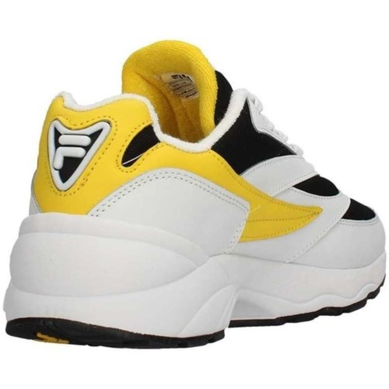 V94M Low WMNS White / Empire Yellow / Black