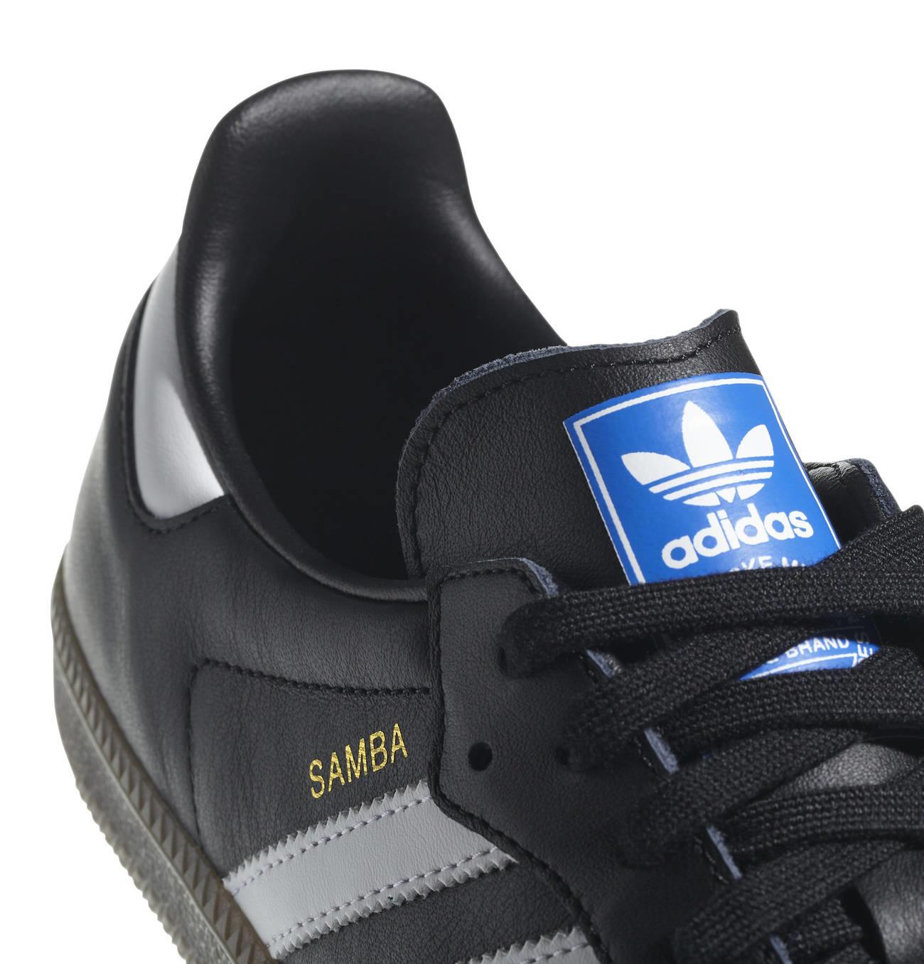 Samba OG Zwart / Wit