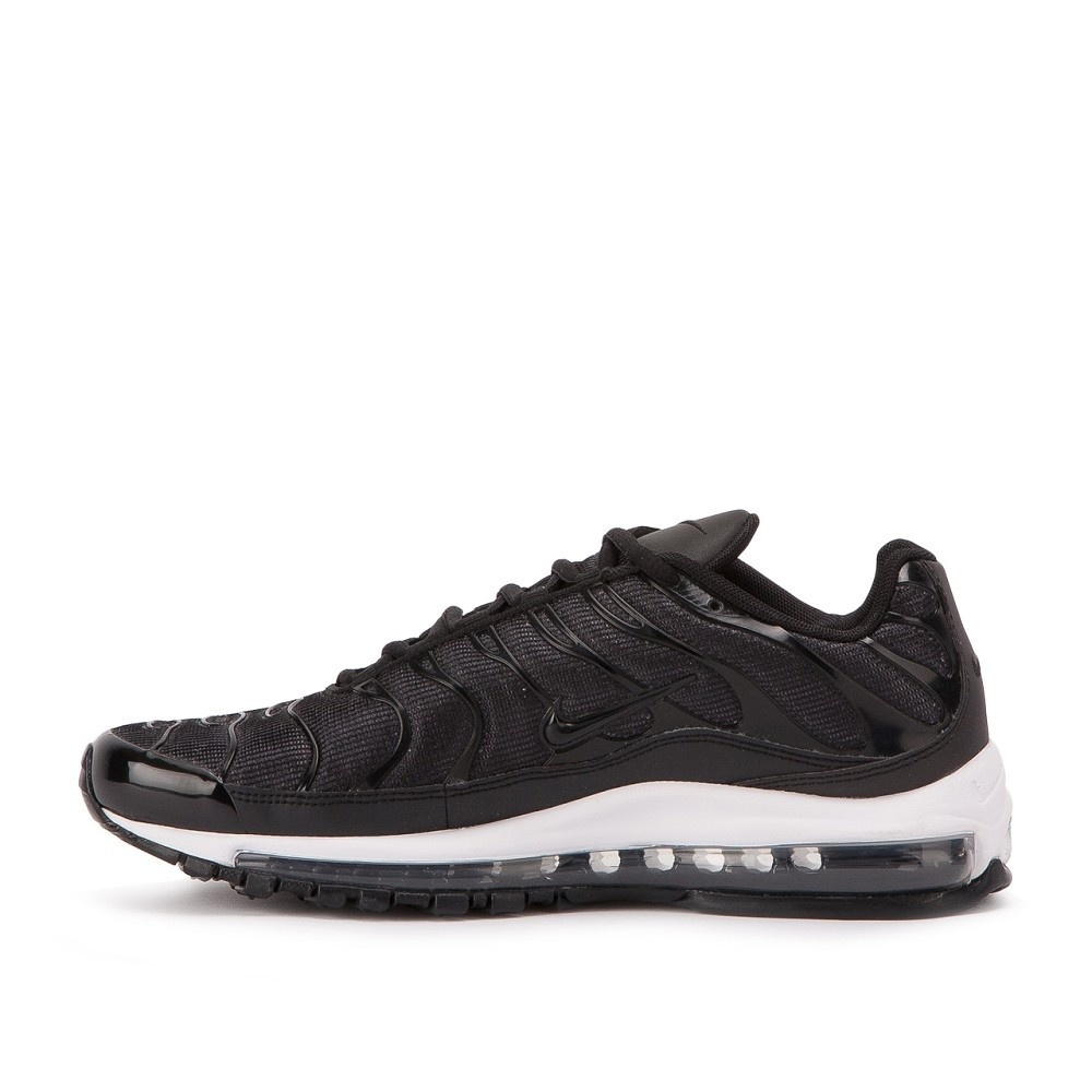 Air Max 97 Plus Zwart