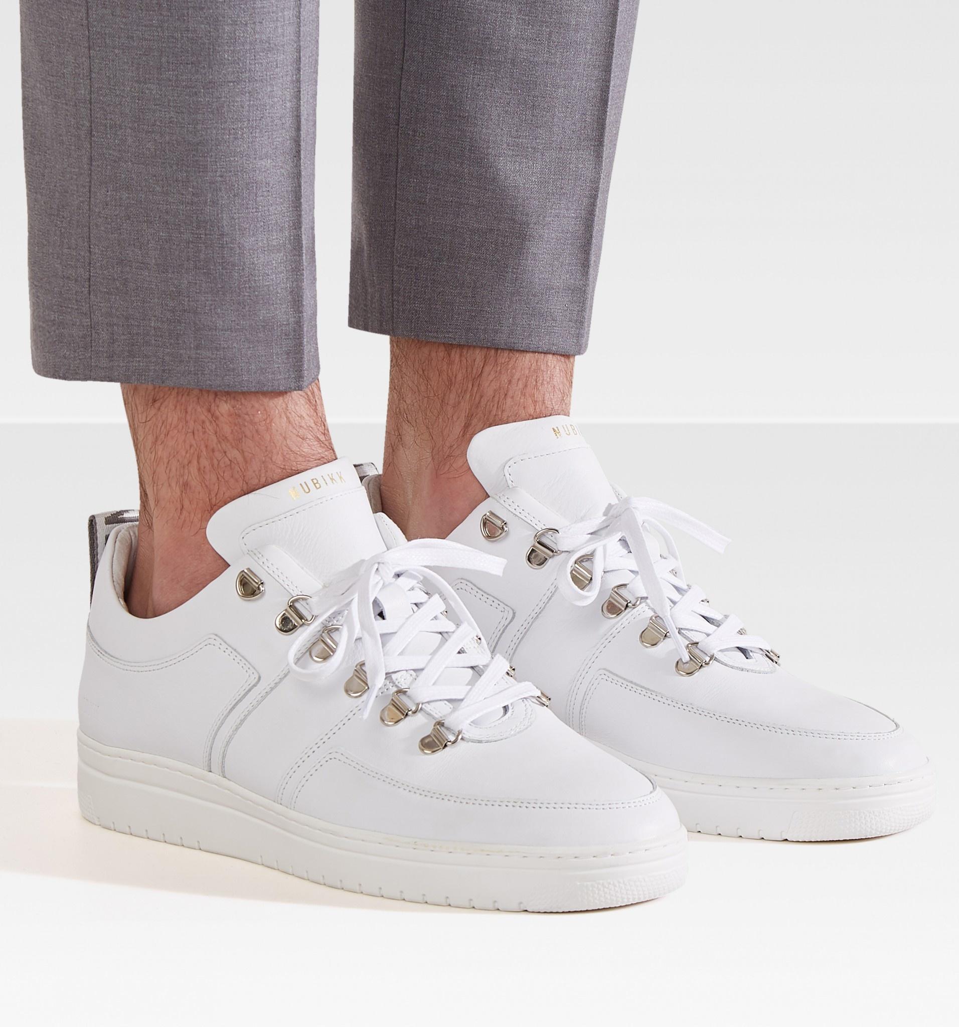 YEYE MAZE Leather White