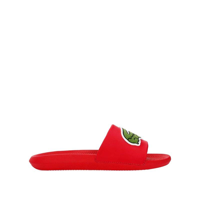 Croco Slide  Rood / Groen