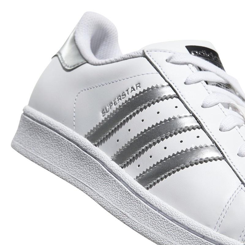 Superstar Footwear White / Silver Metallic / Core Black