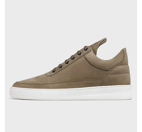 Low Top Plain Lane Nubuck