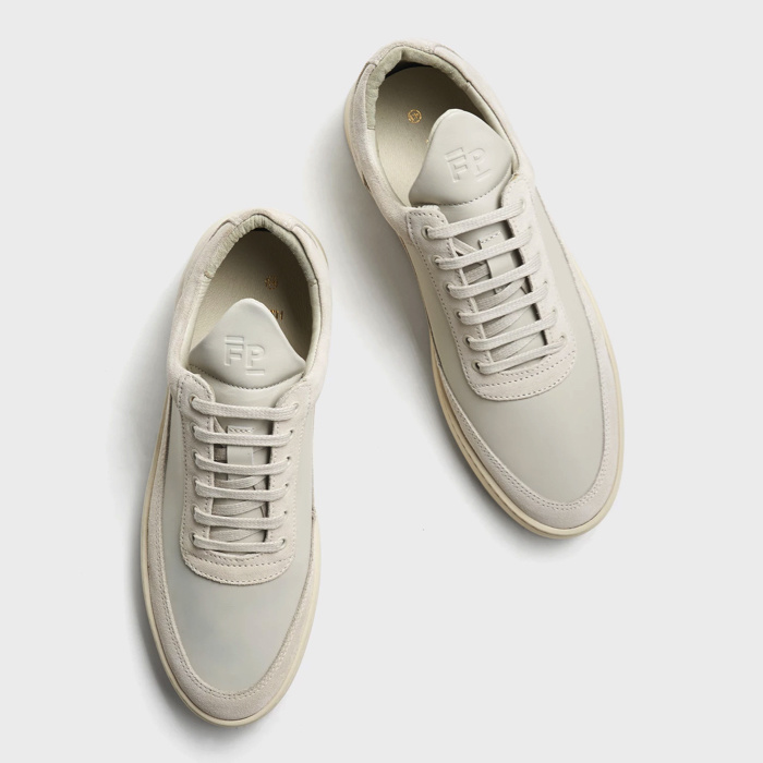 Low Top Ripple Ejura Off White
