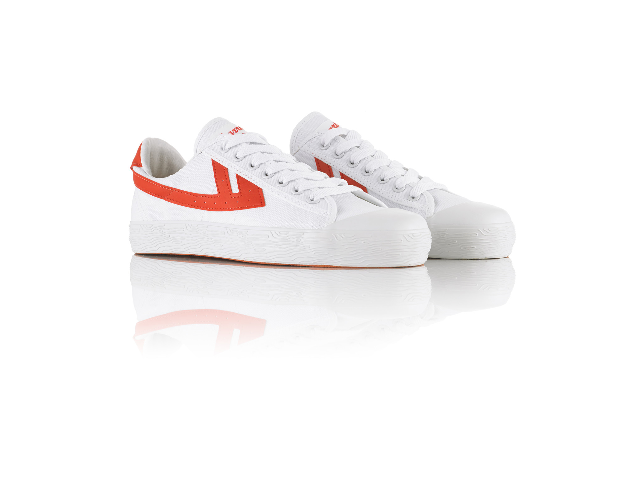 WB-1 Red / White