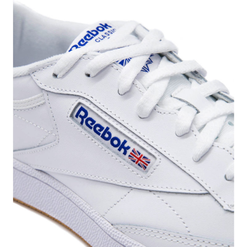 Club C 85 Intense White / Royal-Gum