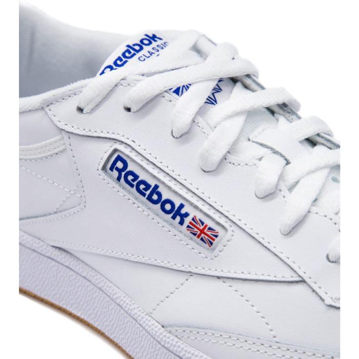 Club C 85 Intense White / Royal-Gum