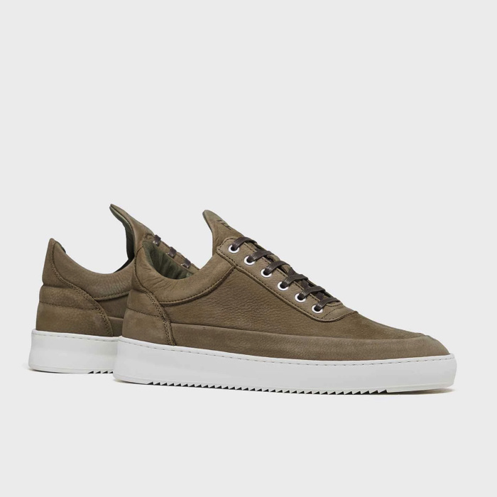 Low Top Ripple Cairos Army Green