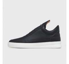 Low Top Plain Matt Nappa