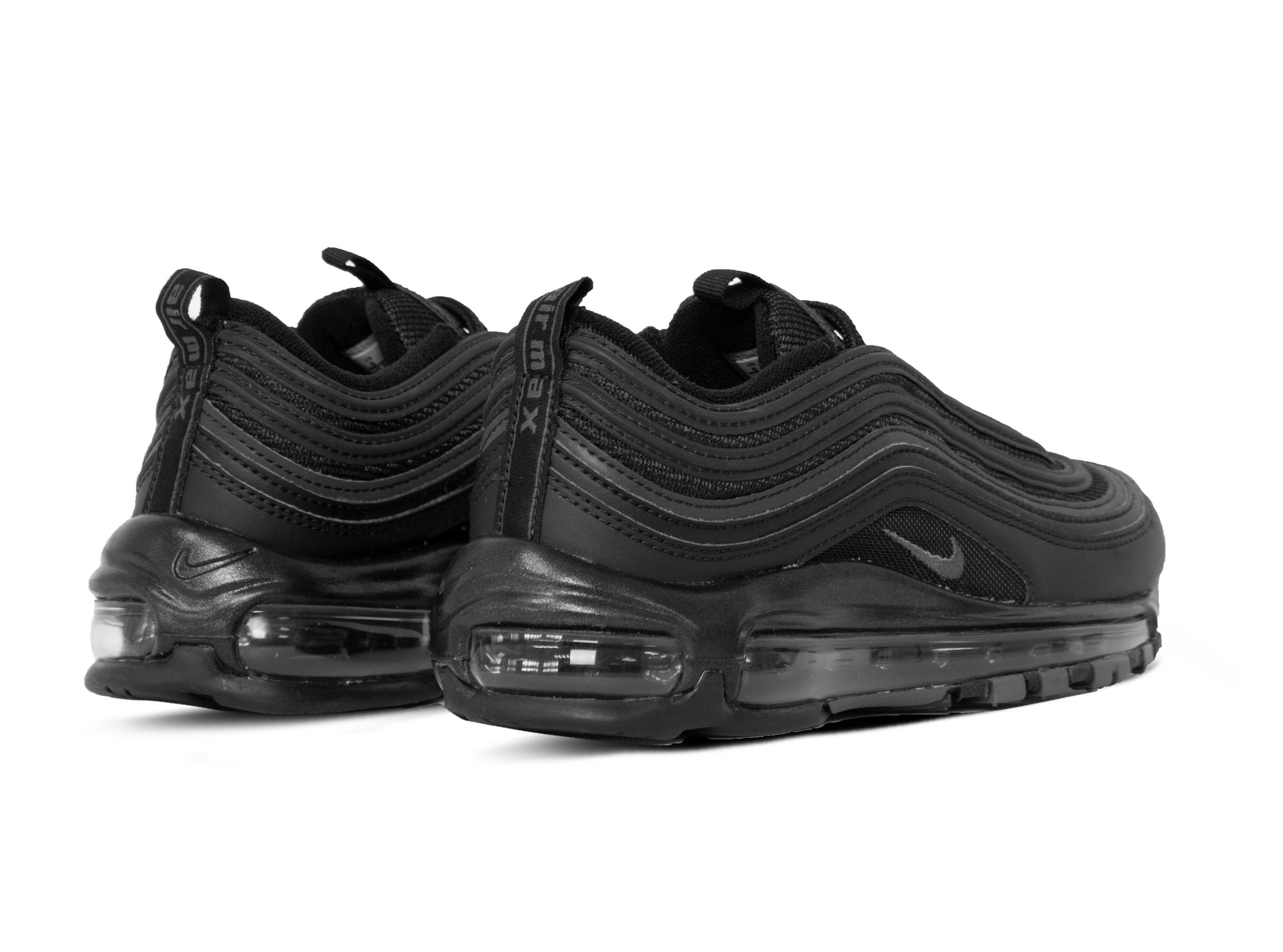 WMNS Air Max 97 Black / Dark Grey