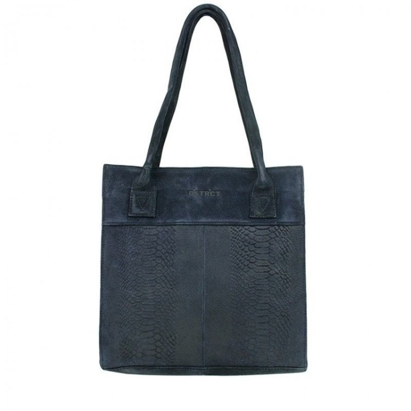 Portland Road Shopper M Blauw