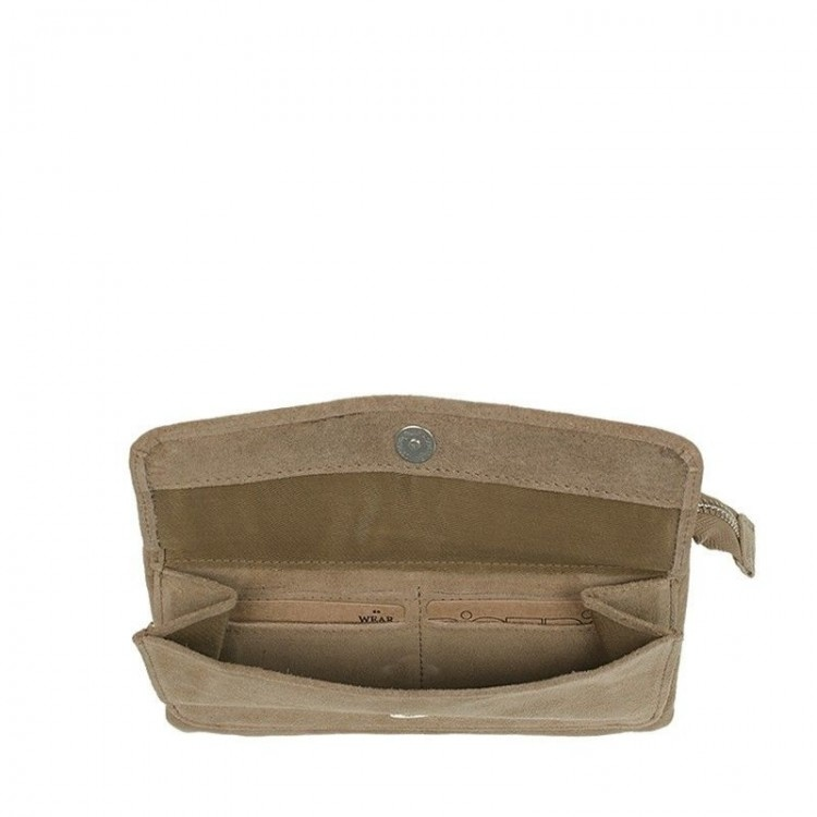 Portland Road Clutch Taupe