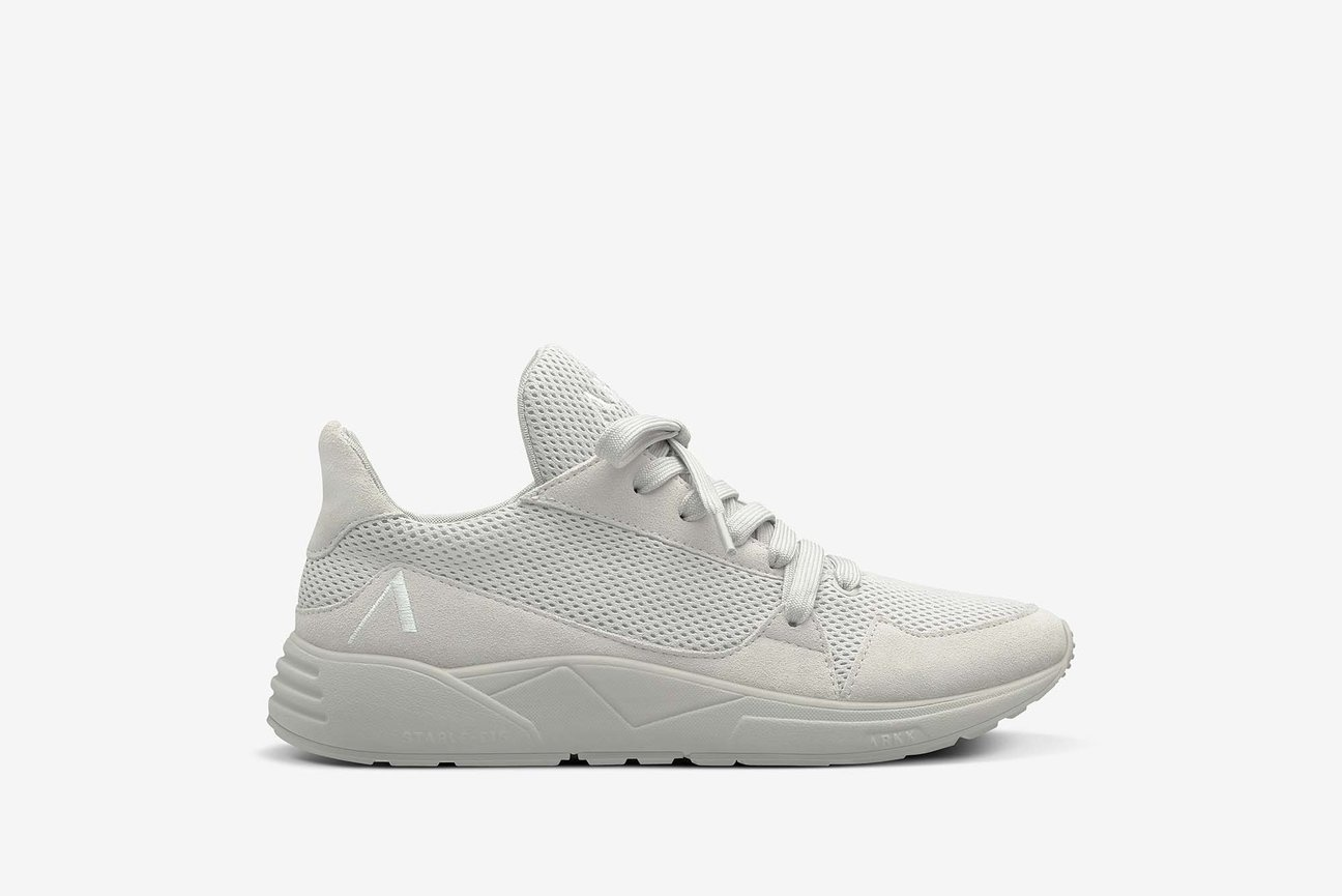 Serinin Mesh S-E15 Wind Grey White - Women