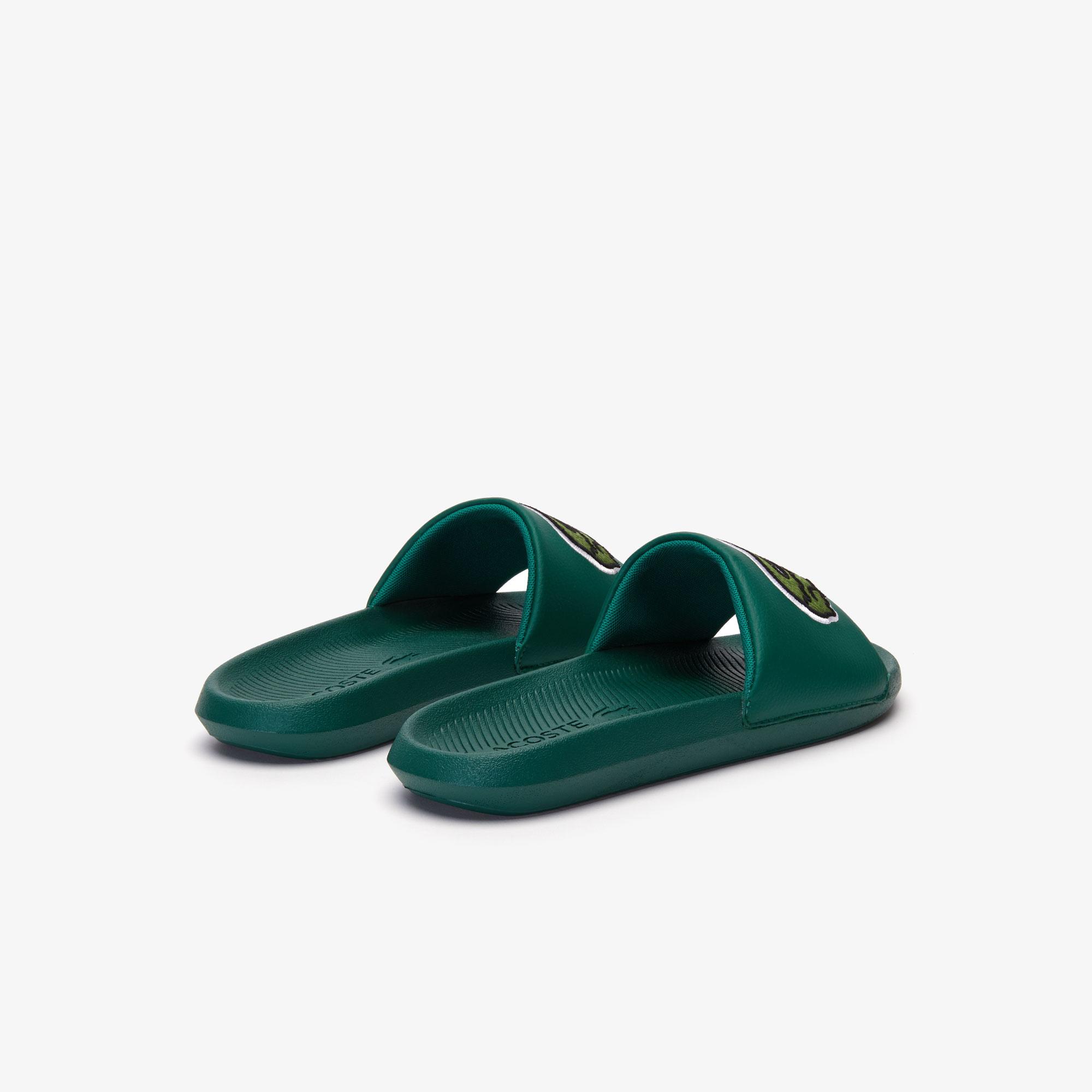 Croco Slide Groen / Groen
