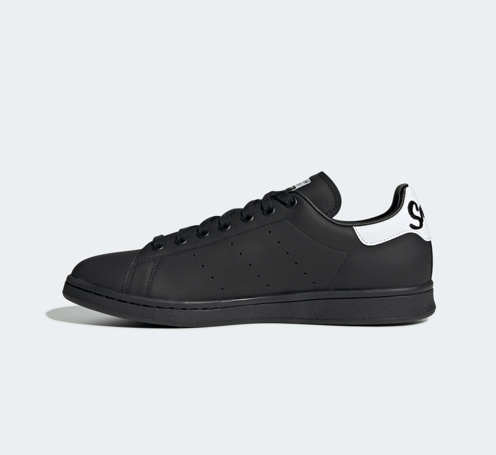 Stan Smith Zwart / Wit